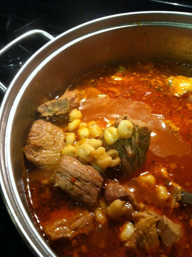 Red Hot Posole