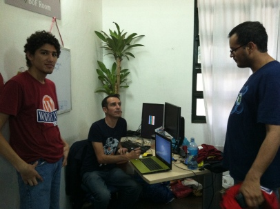 Coworking space in Managua