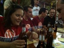 Pupusas, post WordCamp