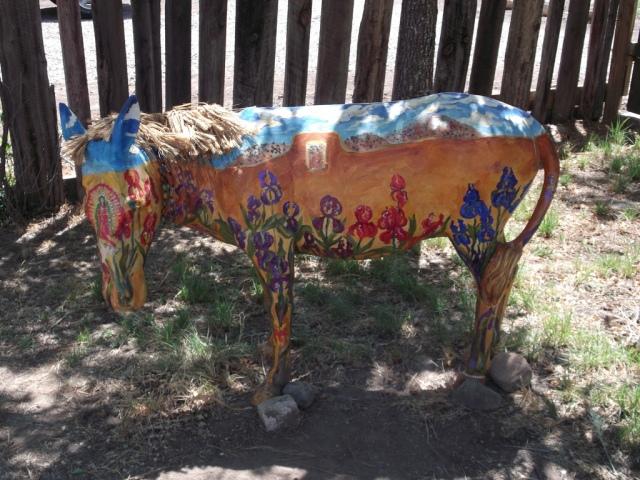 Mary's Donkey