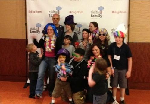 Digital Family Summit WordPressWorkshop