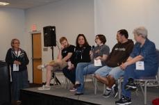 Developer diversity panel