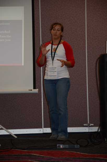 Anna Doo, on Choose and Modify a Theme with the End User in Mind