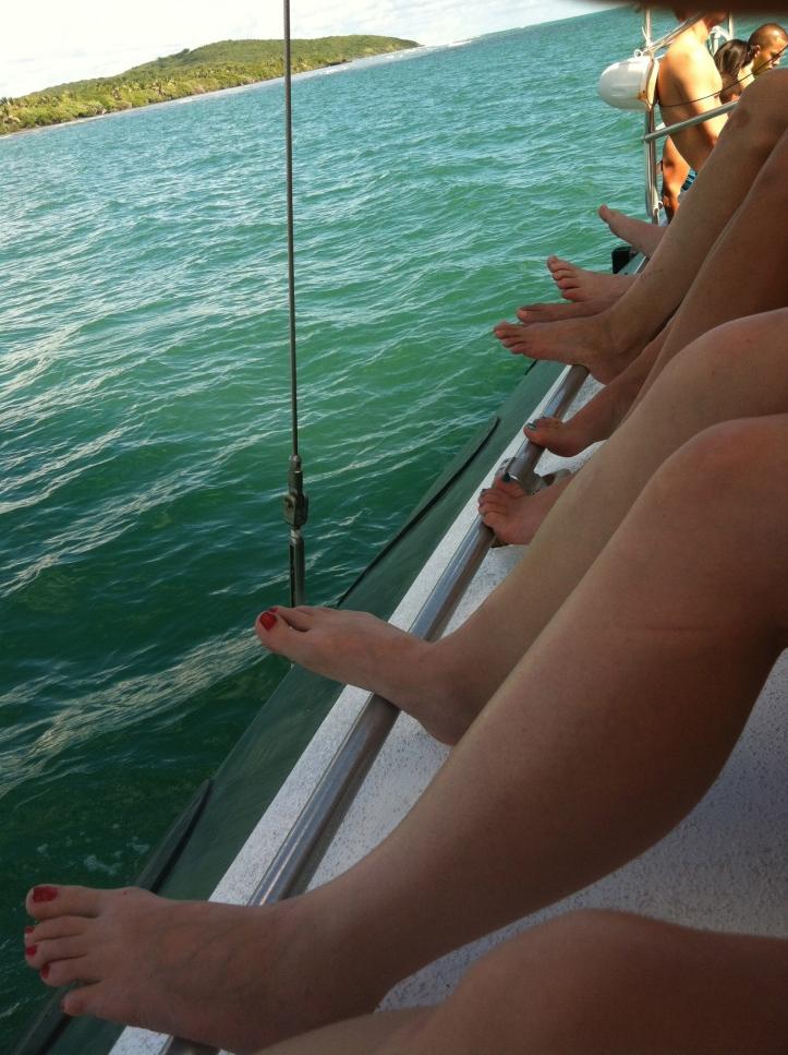 Many toes