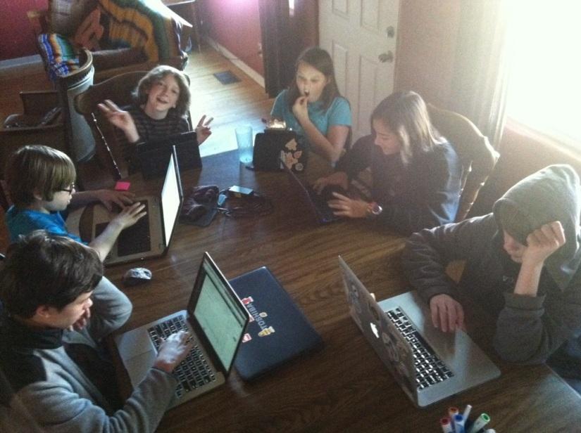 New Kids on theBlog
