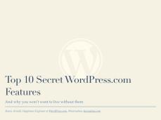 10 secret wpcom features MAIN icloud.002