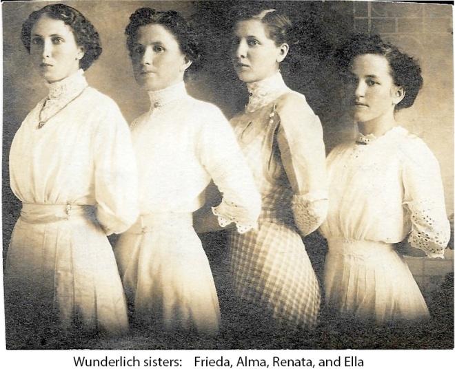 wunderlich sisters