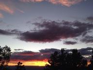 Last sunset pic